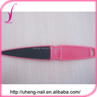 Fashion beauty colorful sponge foot file