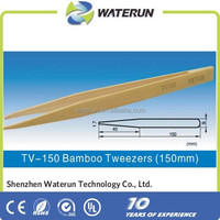 hot selling cleanroom bamboo tweezers supplier