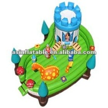 top hot-selling bouncer small inflatable fun city