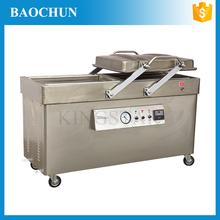 DZ600/2SB snack foods frozen chicken vacuum packaging machine for food