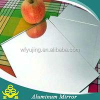 Float Glass Aluminum Mirror Glass and Sheet Glass Aluminum mirror