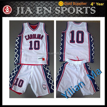 100% polyester sublimation basketball uniform basketball jersey basketball wear