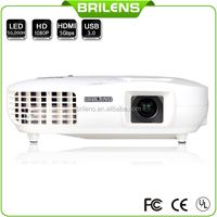 Brilens TL1920 Cancan 3000 Lumens Digital Full HD LED Projector 1080P High Quality