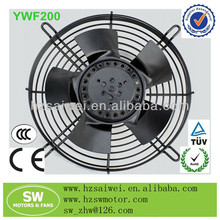 YWF200 extractor fans for bathroom