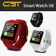 Cheaper Price U8 Bluetooth Smart Watch ,touch screen U8 Watch