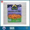 Plastic pumpkin leaf garbage bags Halloween outdoor lawn bags