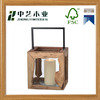 Hot sale China wholesale high quality home decorative candle holder wooden lanterns
