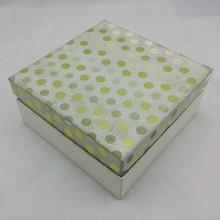 High quality factory custom packaging sweet box
