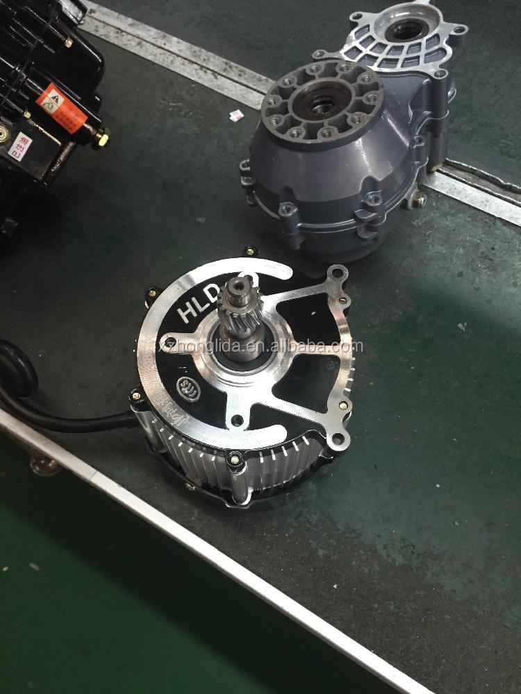 Magnet Motor Kit Passenger Rickshaw Motor Control Kit 500w 850w Bldc Motor Controller Buy