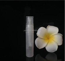 Easy carry spray atomizer factory plastic mini travel refillable cosmetic or medical bottle perfume pen spray