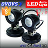 OVOVS 2inch spot car off road lights 10w working lamp for motorcycle, atv