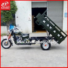 Chinese Loncin CG150 Motorcycle Engines For Three Wheel Cargo And Passenger Tricycle Dumper