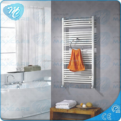 new design MC-E200 painted white electric home towel warmer with temperature control function