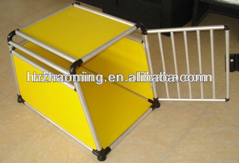 Alu transport box dog crate