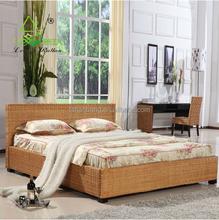 rattan bedroom furniture set