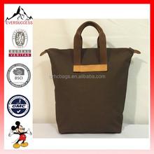 Hot Sell Fashion Handbag 2015 Canvas Strip Handbag