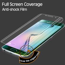 Wholesale alibaba protective film for samsung s6 edge, samsung galaxy s6 edge screen protector