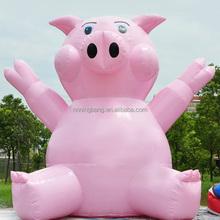 NB-CT1030 Ningbang 3m 6m Inflatable Aminal / inflatable piggy