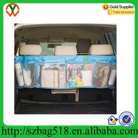 Car Back Seat Tidy Organiser Auto Travel Multi-Pocket Holder Pouch Storage Bag
