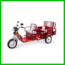 The Three-Wheel Moped / Moped Cargo Tricycle