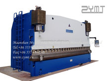 Hydraulic Steel CNC Press Brake , Plate Bending Machine , Metal Bending