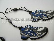 3D Llavero personalizado PVC de Jordan zapatos