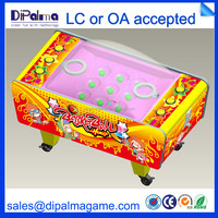Basketball Hoop indoor coin operated redemption game machine for kids