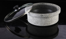 stone sauce pot kitchen pot crock pot