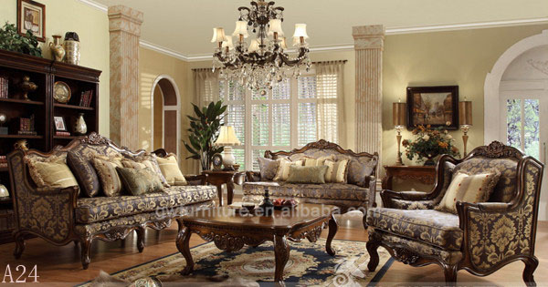 Muebles de salon occidental elhouz - Muebles antiguos malaga ...