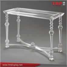 Factory directly sale elegant artificial stone acrylic table