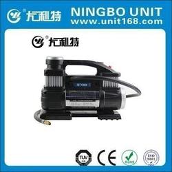 Portable air compressor,car tire inflator,12v mini air pump