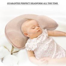 Specially Design For Baby Settled Headform Baby Nursing Pillow