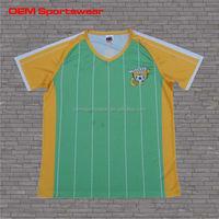 polyester printing association football tops