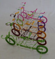 Handmade bike motor bike decoration bike decoration