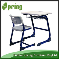 new nursery school furniture school desk and chair for sale