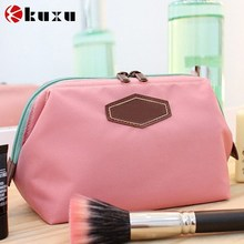 Multifunction retro vintage portable customized travel cosmetic toiletry wash bag accessories for man women