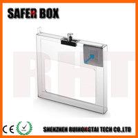 Big Multi Function CD DVD safer/EAS safer plastic security box