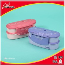 Promotional OEM printing plastic PP cool lunch boxes