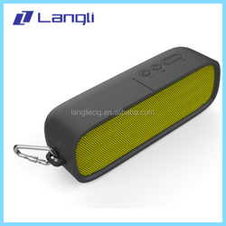 Private mould Langli custom bluetooth speaker portable wireless car subwoofer