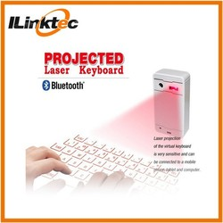 New cheap Bluetooth projection laser virtual keyboard bluetooth3.0 for smartphone & Tablets