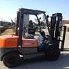 Load 6600lb industrial machine - diesel forklift truck FD30 model for sale