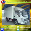 3-4 tons FORLAND small delivery van, right hand drive van for sale