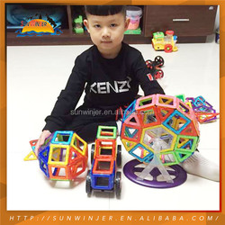 Top Quality New Design Magnetic Blocks Toys