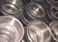 Sinotruk STR truck wheel brake drum AZ9112440001