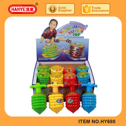New Product Chain Toy Super Spinning Top Toys Light and Music