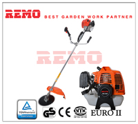 43cc RM-BC430 gasoline gas powerful brush cutter with strimmer guard