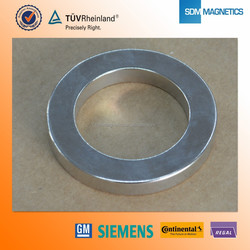 Customized Permanent neodymium radial magnetization ring magnet
