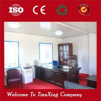 one-stop service for the prefabricated flat-pack and container house iso9001:2008
