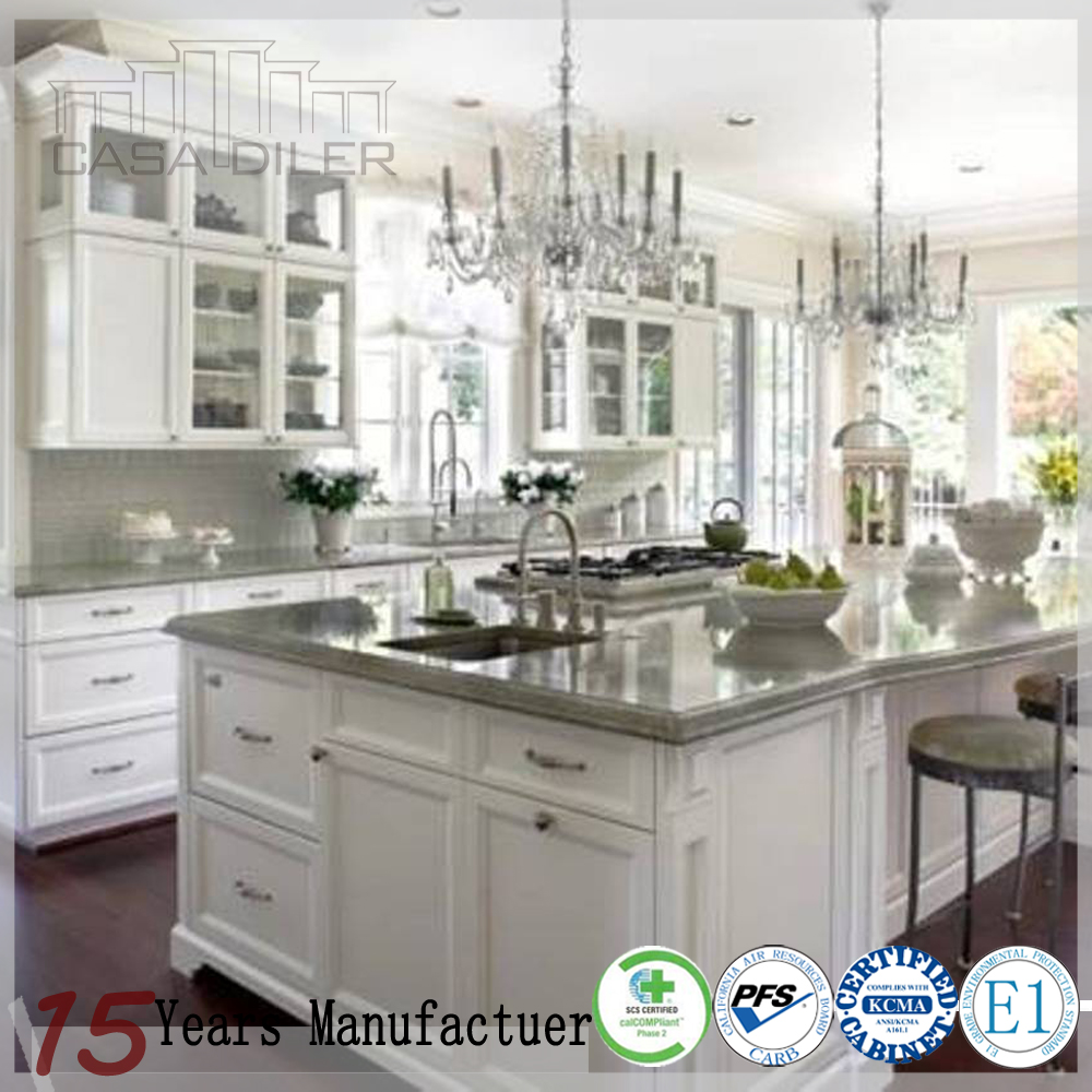 Alibaba Hot Sale Modern American Style Wholesale Kitchen