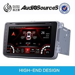 car dvd player for vw passat b6 Jetta Polo skoda octavia with GPS navigation radio CD 1080p can bus